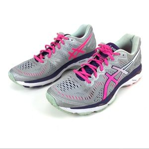 Asics Gel Kayano Running Shoes T699N Womens Sz 8.5